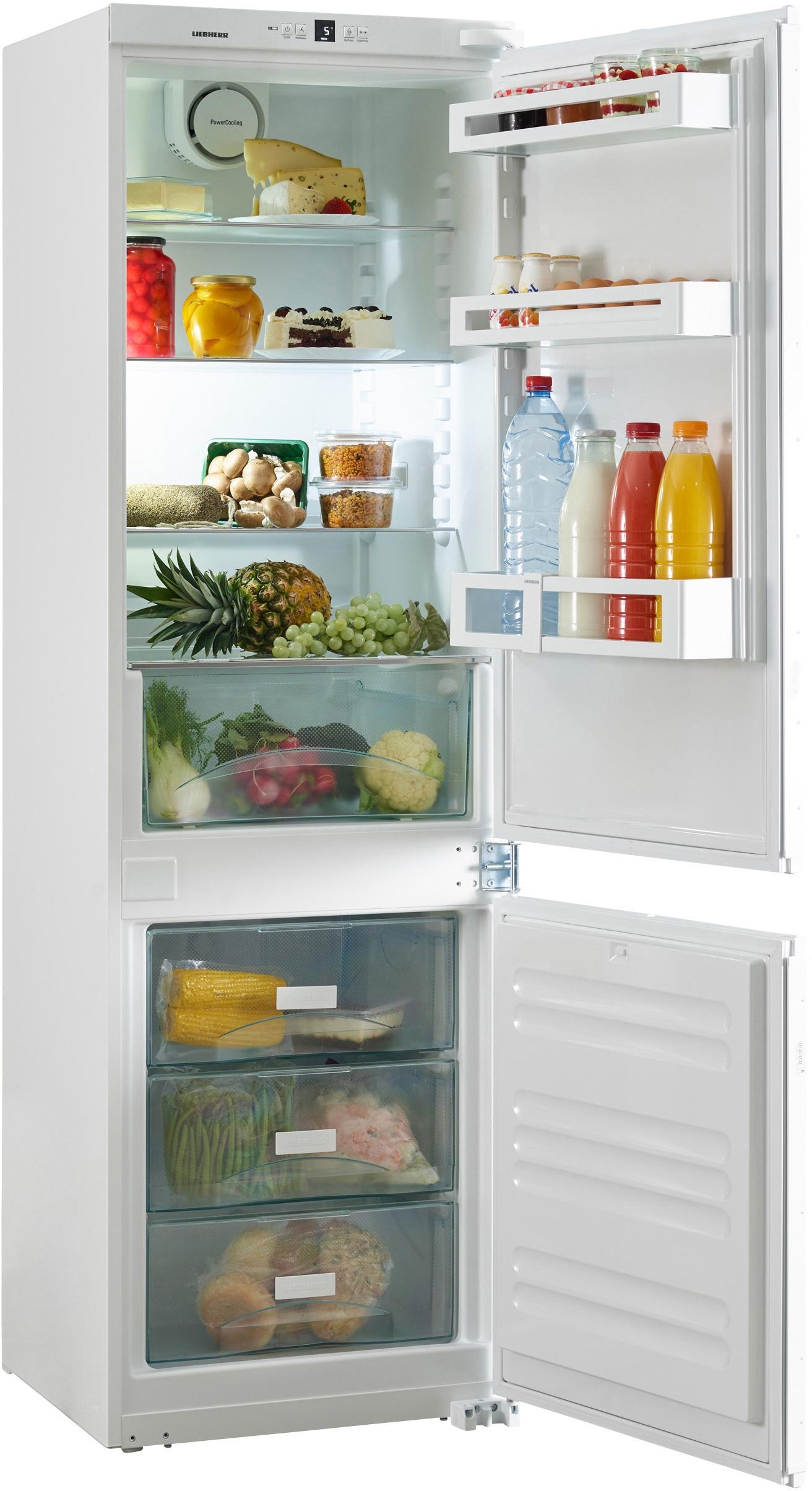 I dettagli del test sul frigorifero LIEBHERR ICUS3324
