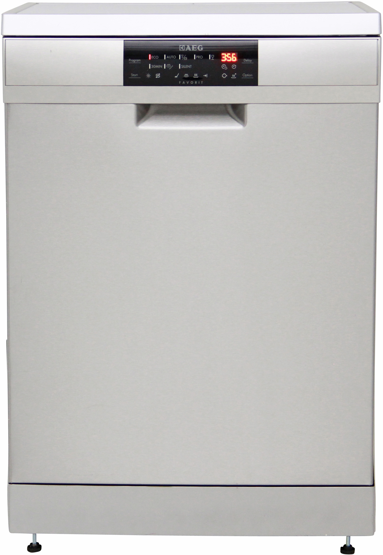I dettagli del test sulla lavastoviglie AEG F88752M0P