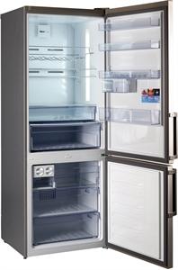 I dettagli del test sul frigorifero BEKO RCNE 520E41ZX