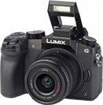 PANASONIC Lumix DMC-G7K + 14-42mm  Lumix G Vario