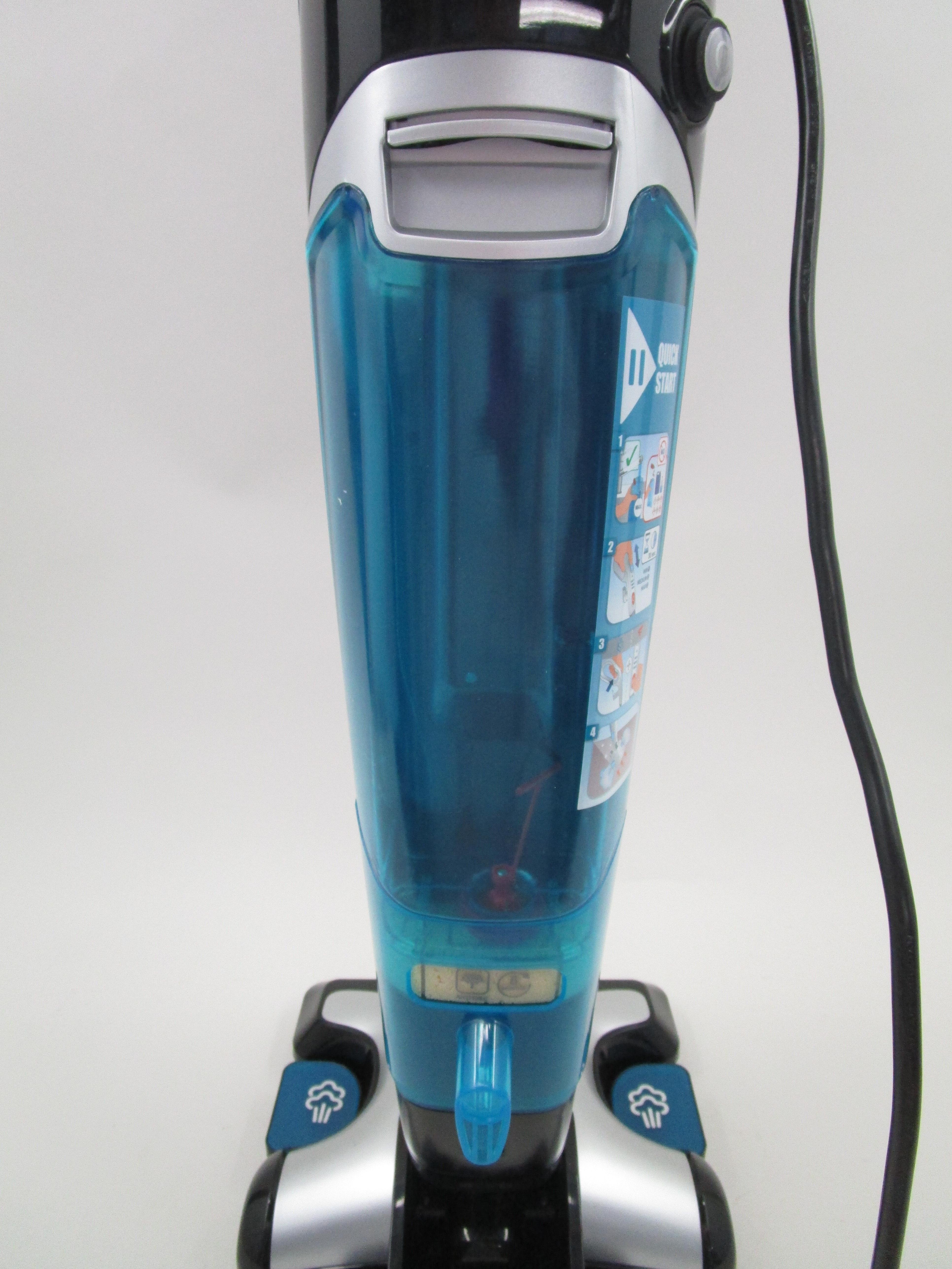 I Dettagli Del Test Sull Aspirapolvere Rowenta Ry7535 Clean Steam