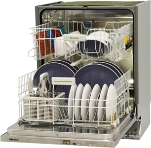 I dettagli del test sulla lavastoviglie MIELE G4263VI