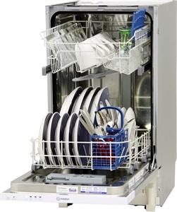I dettagli del test sulla lavastoviglie INDESIT DISR14BEU