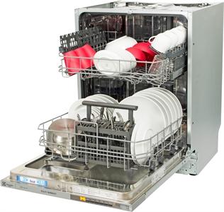 I dettagli del test sulla lavastoviglie ELECTROLUX TT803R3