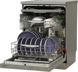 I dettagli del test sulla lavastoviglie SAMSUNG DW60H9950FS