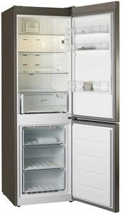 I dettagli del test sul frigorifero WHIRLPOOL BSNF8121OX