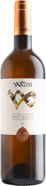 WILLHELM WALCH Pinot Bianco Alto Adige DOC 2018 | Classifica vini: Risultati del test | Altroconsumo