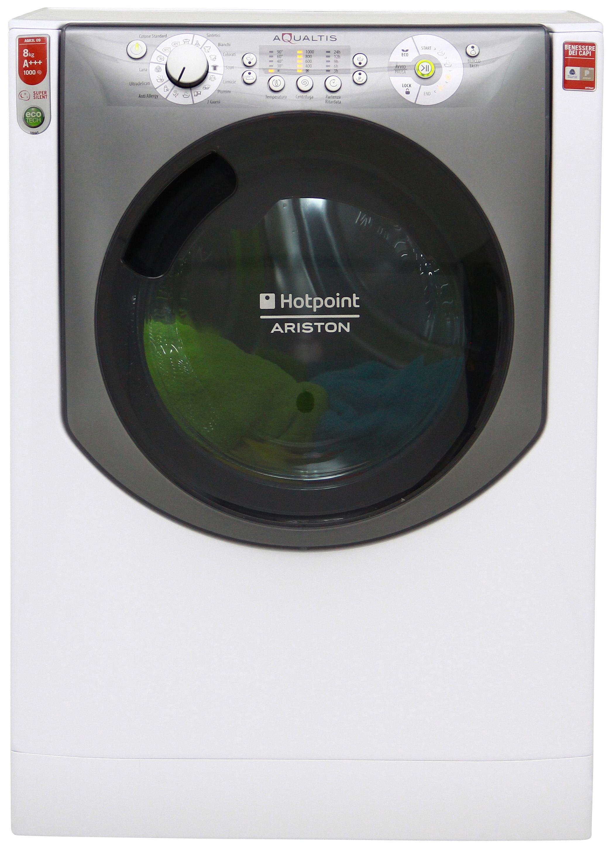 I dettagli del test sulla lavatrice HOTPOINT-ARISTON AQ83L09