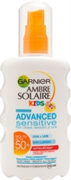 GARNIER AMBRE SOLAIRE KIDS Advanced sensitive  50+