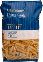 CARREFOUR Penne rigate n.20