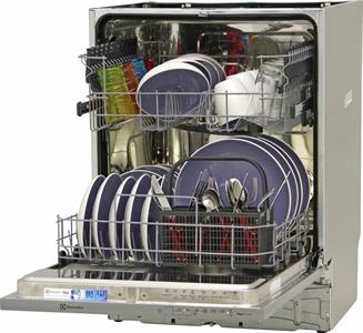 I dettagli del test sulla lavastoviglie ELECTROLUX TT403L3
