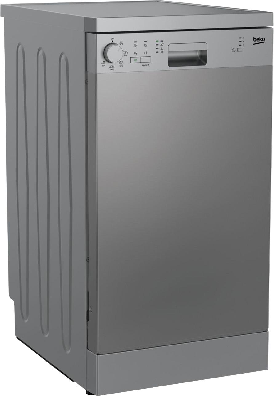 I dettagli del test sulla lavastoviglie BEKO DFS05011X