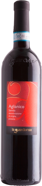 LA GUARDIENSE Aglianico Sannio DOP 2018 | Classifica vini | Altroconsumo