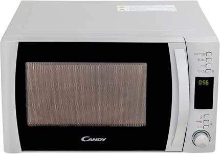 I dettagli del test sul forno a microonde CANDY CMXG25DCS