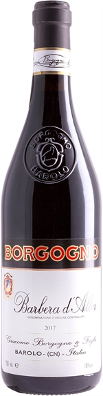 BORGOGNO Barbera d'Alba DOC 2017 | Classifica vini | Altroconsumo