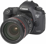 CANON EOS 5D Mark III + 24-105mm IS USM