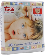 TRUDI Baby careDry Fit