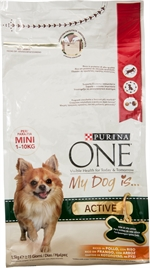 PURINA ONE MY DOG IS My Dog Is Active