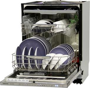 I dettagli del test sulla lavastoviglie SAMSUNG DW60J9970BB