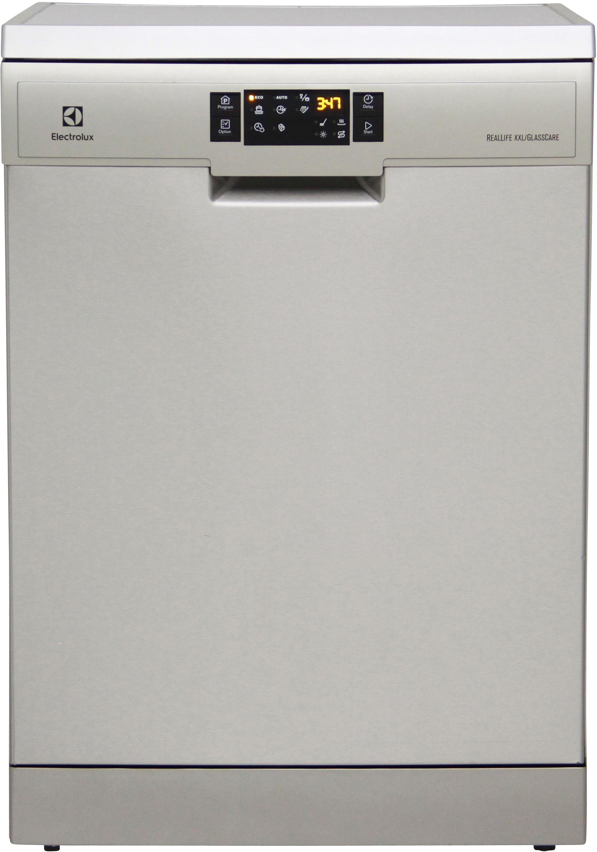 I dettagli del test sulla lavastoviglie ELECTROLUX ESF8515ROX