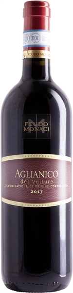 FEUDO MONACI Aglianico del Vulture DOC 2017 | Classifica vini | Altroconsumo