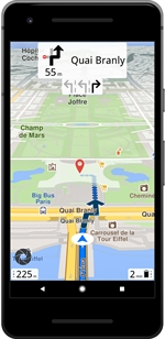 GENERAL MAGIC MAGIC EARTH PRO NAVIGATION (ANDROID) | Classifica Navigatori satellitari: Risultati del test | Altroconsumo