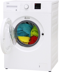 I dettagli del test sulla lavatrice BEKO WCX 81031 W