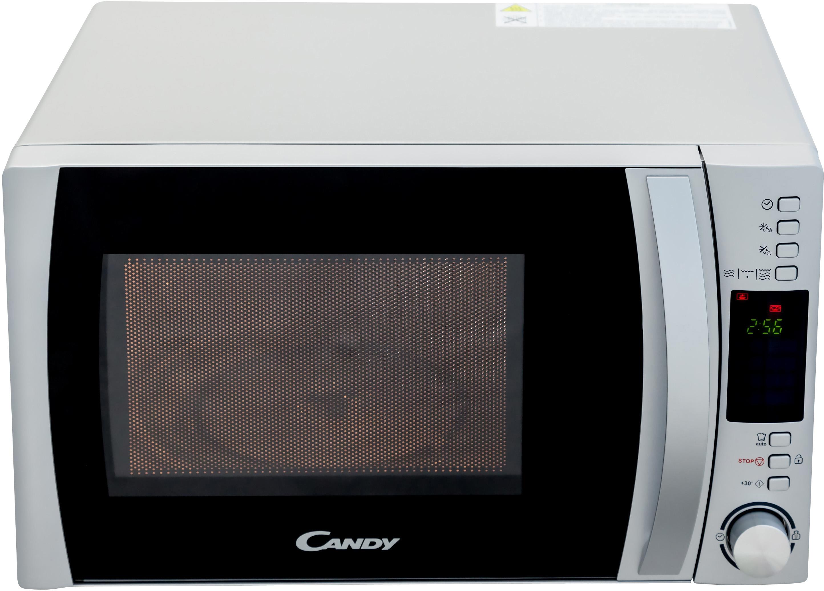 I dettagli del test sul forno a microonde CANDY CMG22DS