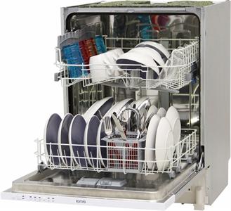 I dettagli del test sulla lavastoviglie IGNIS GIE2B19