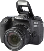 CANON EOS 77D + 18-55mm  F4-5,6 IS STM