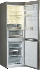 I dettagli del test sul frigorifero WHIRLPOOL BSNF8763OX