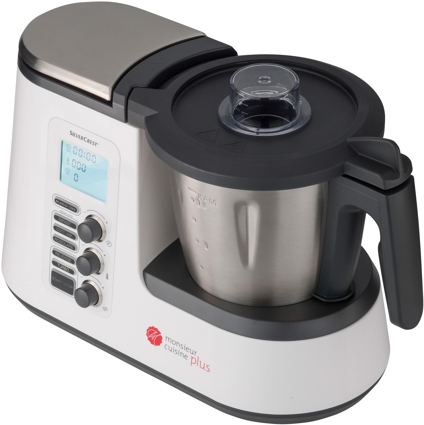 I dettagli del test sul prodotto silvercrest lidl - Robot da cucina lidl ...